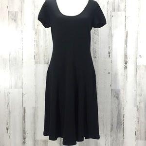Ralph Lauren Black Label Cashmere Dress Size L